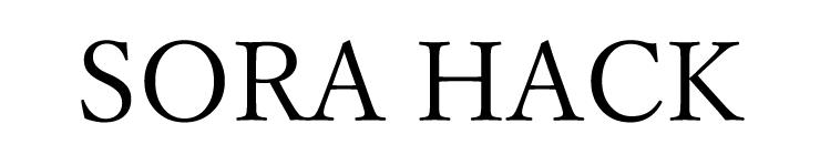 SORAHACK[ソラハック]