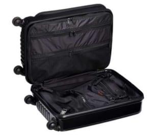 ブリーフィングのスーツケース