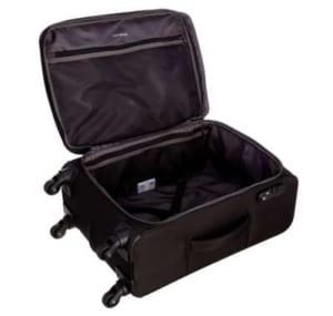サムソナイトのソフトスーツケース