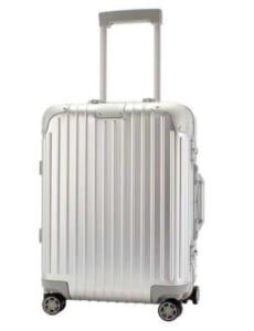 リモワのおすすめスーツケース①