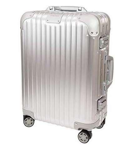 頑丈なスーツケース
