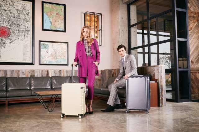 スーツケースブランド「エース」