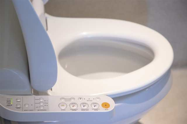 ウォッシュレットトイレ