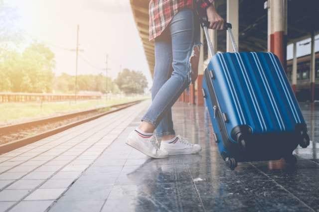 エースのスーツケース