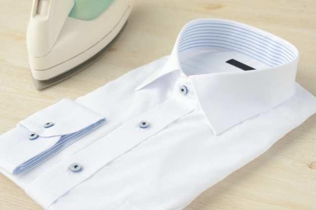 アイロンとワイシャツ