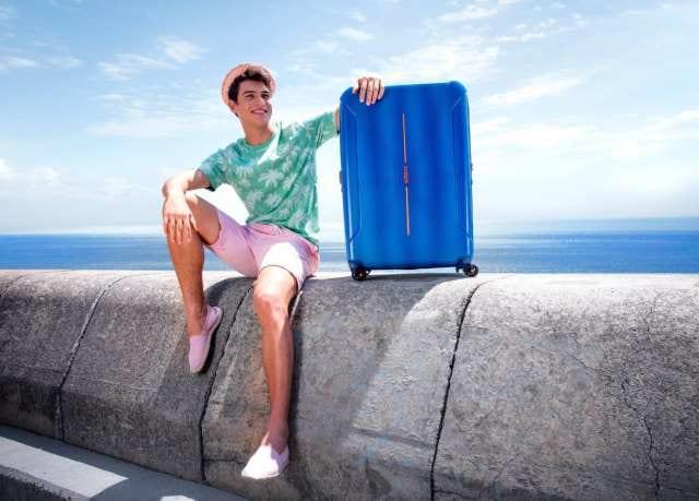 スーツケースブランド「アメリカンツーリスター」