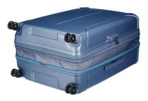 容量拡張機能付きスーツケース