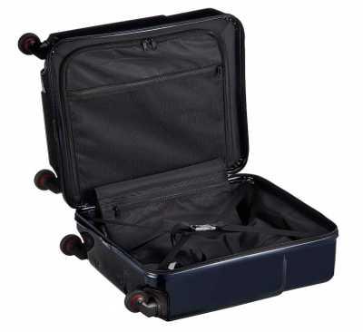 収納力の高いスーツケース