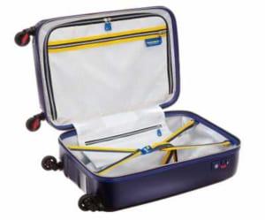 たくさん入るスーツケース