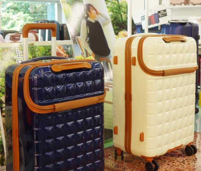 シフレのスーツケース
