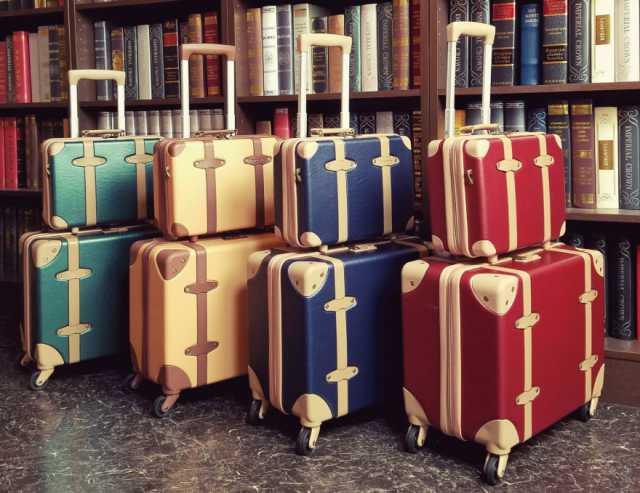 シフレのお洒落でリーズナブルなスーツケース