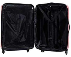 機能的なスーツケース