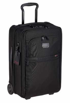 TUMIのおすすめスーツケース①